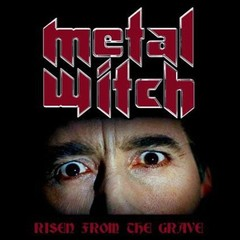 METAL WITCH - risen from the grave - CD