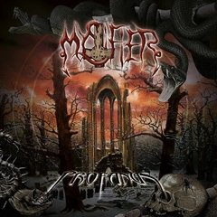 mystifier - profanus - digipack cd