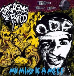 ORGASMO DE PORCO – my mind is a mess – CD