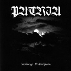 PATRIA – sovereign misanthropy – CD