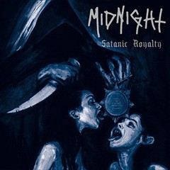 MIDNIGHT - SATANIC ROYALTY - LP - Vinil colorido!