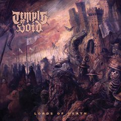 Temple Of Void ‎– Lords Of Death - CD ( importado )