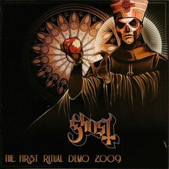 GHOST - The first ritual, demo 2009 - MCD - Importado!