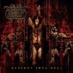 Death Yell ‎– Descent Into Hell - CD ( Importado )
