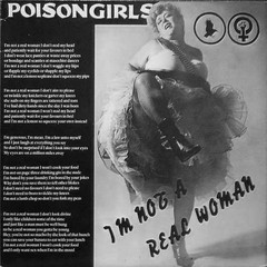 "POISON GIRLS - i´m not a real woman - 12"" ( original Xntrix Records 1984 )"