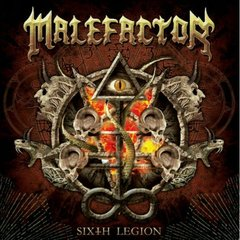 Malefactor ‎– Sixth Legion - CD