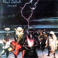 BLACK SABBATH – live evil – Digipack CD