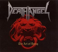 Death Angel ‎– The Art Of Dying - CD