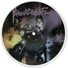 GOOD CLEAN FUN - let´s go crazy - Picture Disc EP