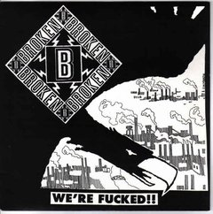 BROKEN - we´re fucked!! - EP