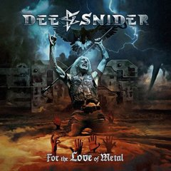 Dee Snider ‎– For The Love Of Metal - CD