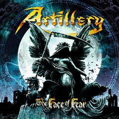 ARTILLERY - the face of fear - Slipcase CD