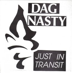 DAG NASTY - just in transit - EP