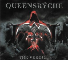 Queensrÿche ‎– The Verdict - Slipcase CD