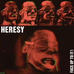 HERESY – face up to it – LP