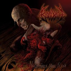 "Bloodbath ""nightmares made flesh"" CD"