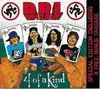 D.R.I. - 4 of a kind - Slipcase CD