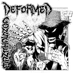 EXCREMENT OF WAR / DEFORMED CONSCIENCE – Split LP
