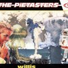 pietasters, the - willies - digipack cd