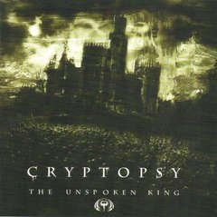 CRYPTOPSY – the unspoken king – LP