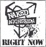 NAKED AGGRESSION – right now – EP