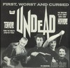 UNDEAD - first, worst and cursed - LP