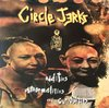 CIRCLE JERKS - oddities, abnormalities and curiosities - LP ( Importado )