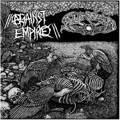 AGAINST EMPIRE / AUKTION – Split EP