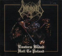 UNLEASHED – eastern blood, hail to poland – Duplo LP