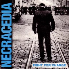 NECRACEDIA – fight for change – EP