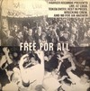 V/A - Free for all - Comp. LP com: Token Entry, Rest in Pieces, Wrecking Crew e No for an answer ( Original )