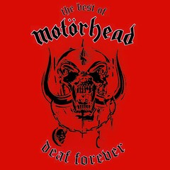 MOTORHEAD - Deaf forever, the best of Motorhead - CD
