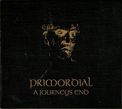 PRIMORDIAL - a journeys end - CD