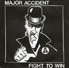 Major Accident - fight to win - EP ( Importado )
