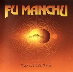 FU MANCHU – signs of infinite power – LP