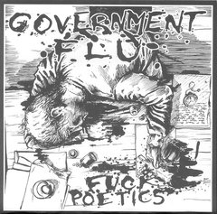 GOVERNMENT FLU – fuck poetics – EP