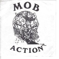 MOB ACTION - back to the streets - EP