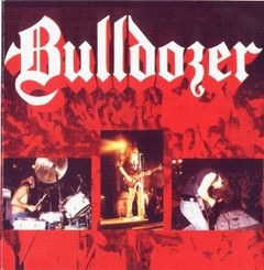BULLDOZER - greetings from Poland - CD