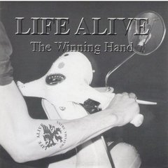 LIFE ALIVE - the winning hand - EP