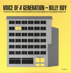 VOICE OF A GENERATION - billy boy - EP