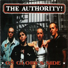 AUTHORITY - On glory´s side - CD