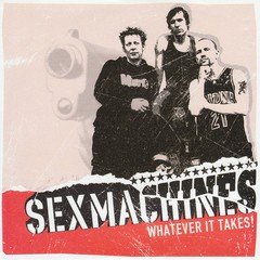 SEXMACHINES - whatever it takes - EP