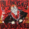 BLANKS 77 - tanked and pogoed - CD