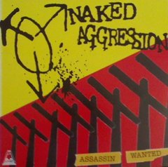 NAKED AGGRESSION / D.S.S. - Split LP