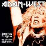 ADAM WEST – sixth son of a seventh son – EP