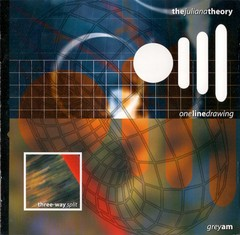 THE JULIANA THEORY / ONE LINE DRAWING / GREY AM - Split CD