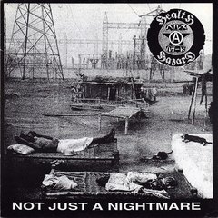 HEALTH HAZARD - not just a nightmare - EP