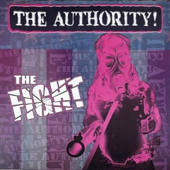 AUTHORITY - the fight - EP
