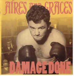 AIRES AND GRACES – damage done – EP
