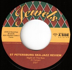 ST. PETERSBURG SKA-JAZZ REVIEW – night on the bus – EP